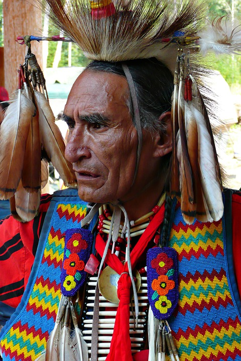 Powwow, Native, Shushwap, Indian, British Columbia