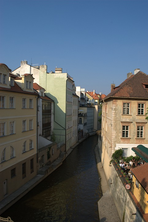 Prague, Czech Republic, Urban, Buildings, Architecture