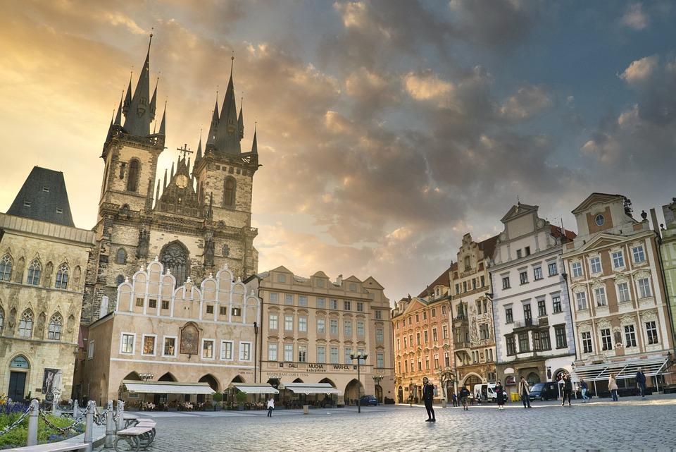 Prague, City, Architecture, Tourism, Europe, Travel