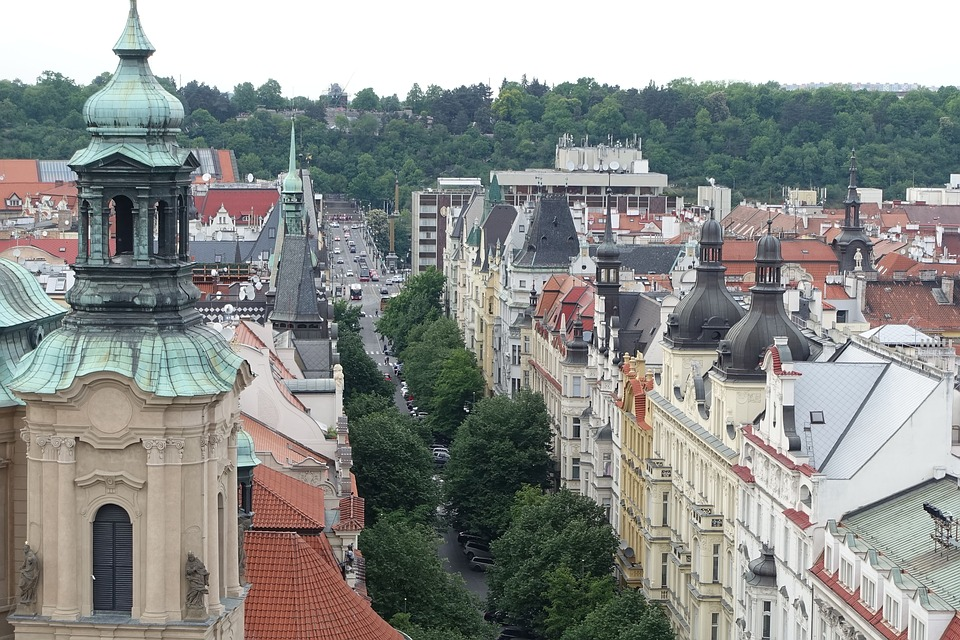 City, Prague, Homes, Praha, Old Town, Historical City