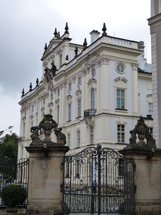 Prague, Czech Republic, Palace