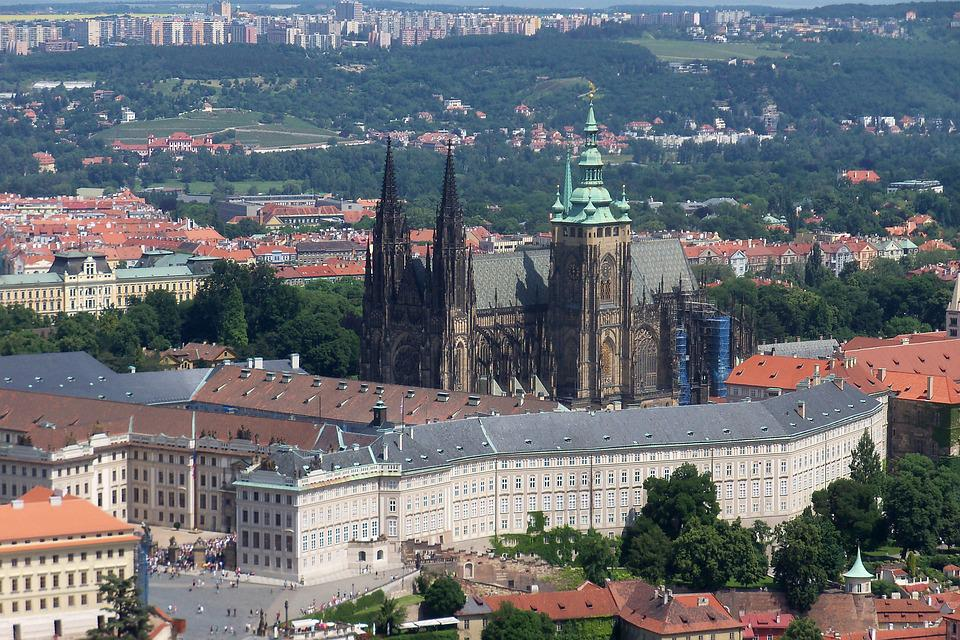 Prague, San Vito, View