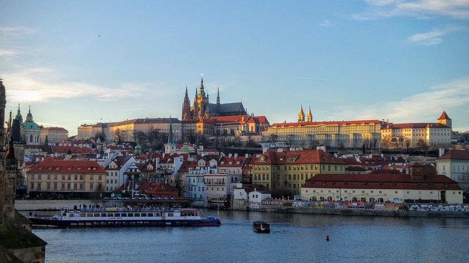 Prague, Prague Skyline, Czech Republic