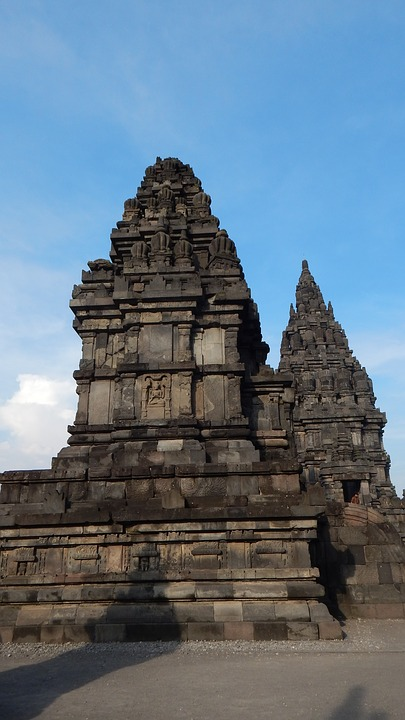 Temple, Prambanan, Java, Jogja, Indonesia, Travel