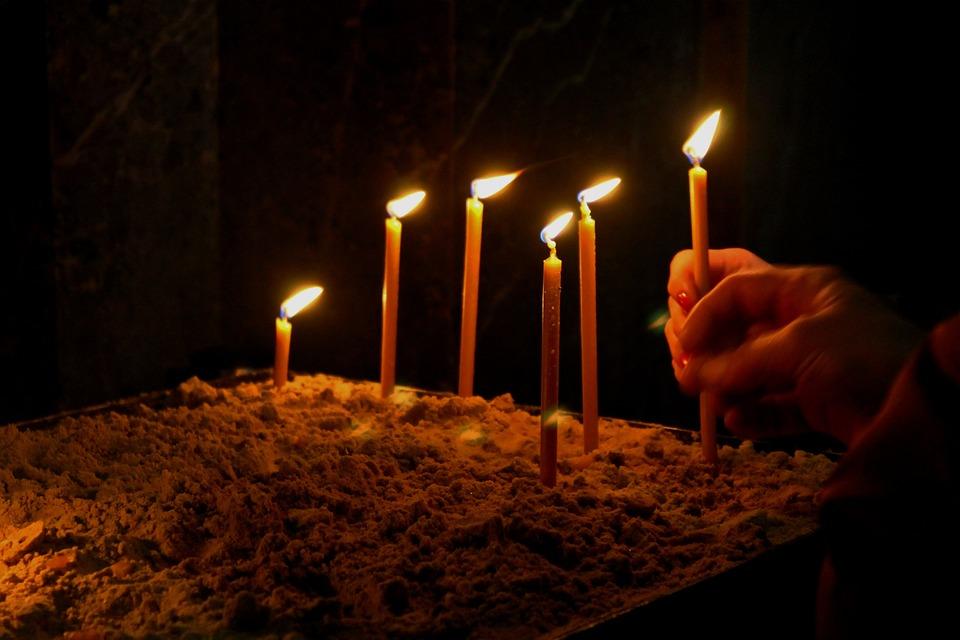 God, Candles, Prayer, Church