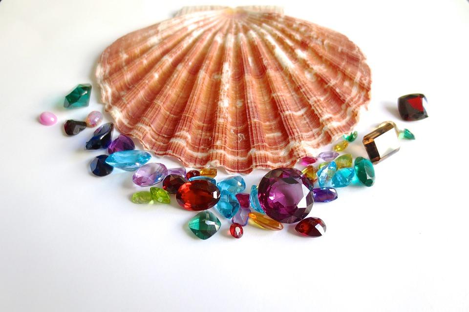 Gemstones, Ruby, Emerald, Sapphire, Luxury, Precious