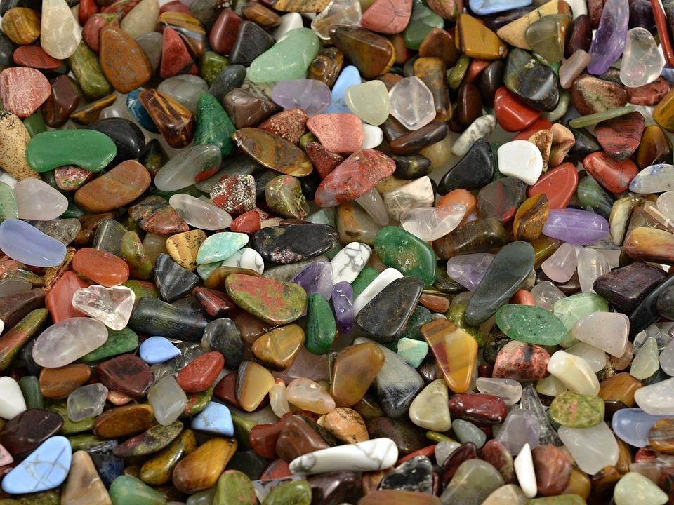 Stones, Minerals, Precious Stone, Semi-precious Stone