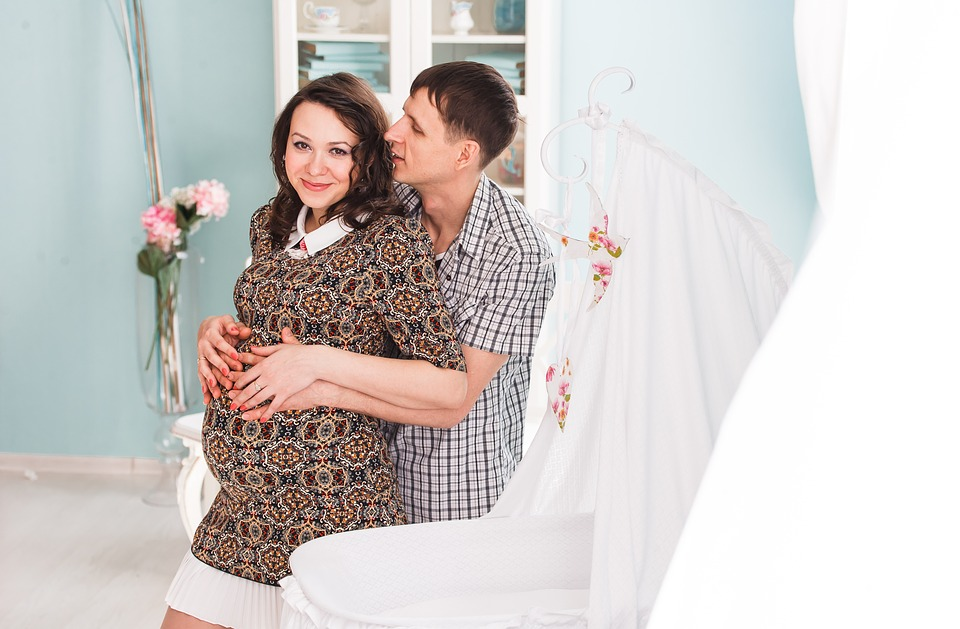 Pregnancy, Love, Man And Woman, Family