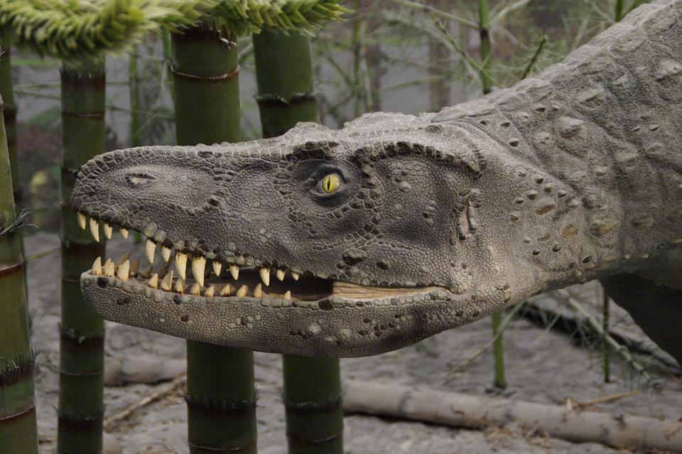 Prehistoric Times, Urtier, Dangerous, Predator