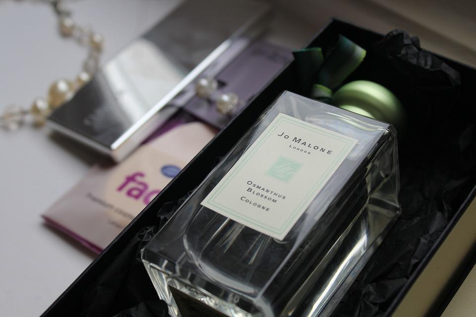 Perfume, Wedding, Preparation, Elegant, White, Glamour