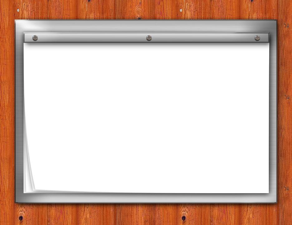 Flipchart, Wall, Board, Presentation, Leaf, Paper