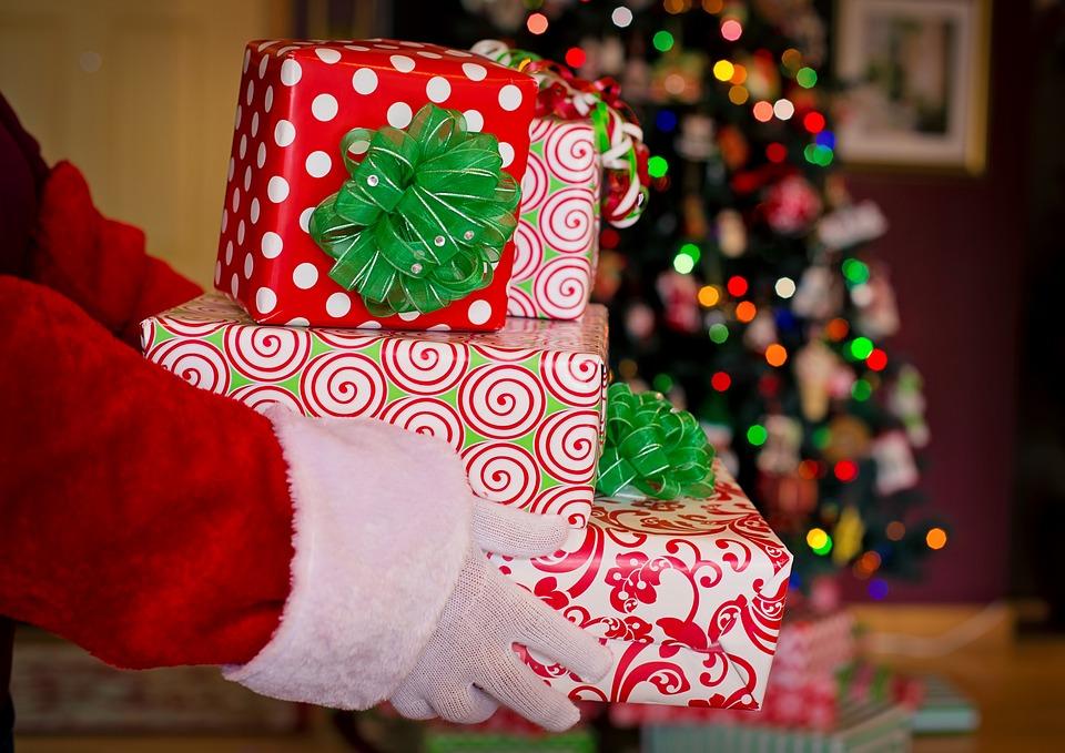 santa claus santa gifts presents christmas - Santa Claus Presents