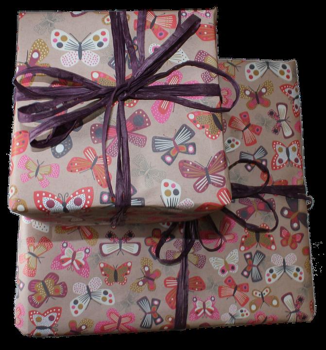 Boxes, Presents, Png, Gift, Ribbon, Celebration