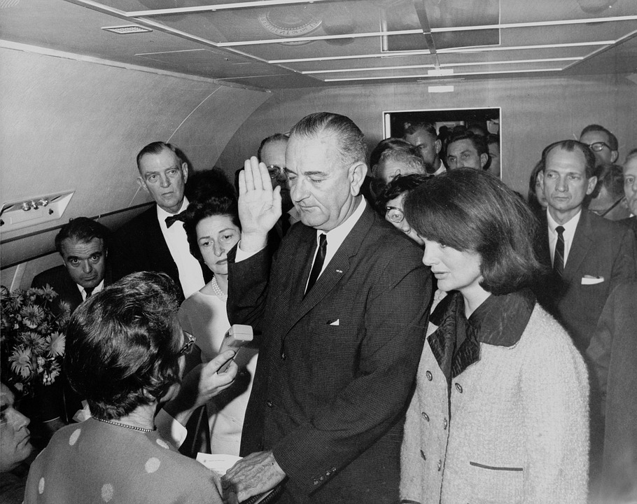 Lyndon B Johnson, President, Usa