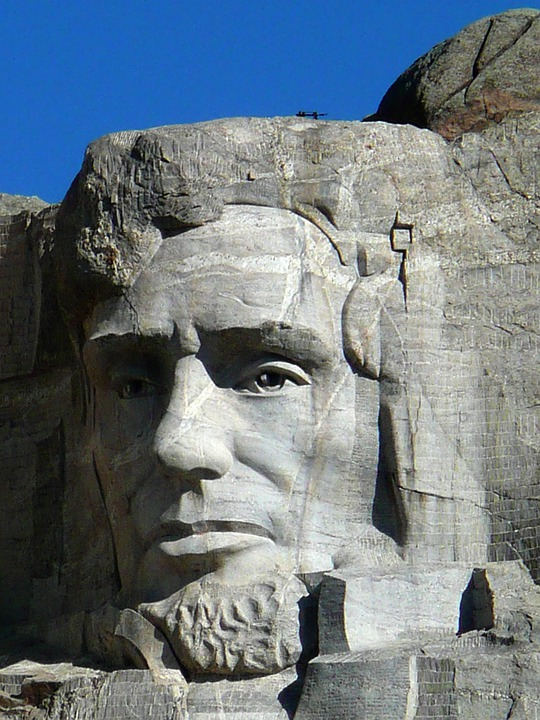 Mount Rushmore, Presidents, Abraham Lincoln, Memorial