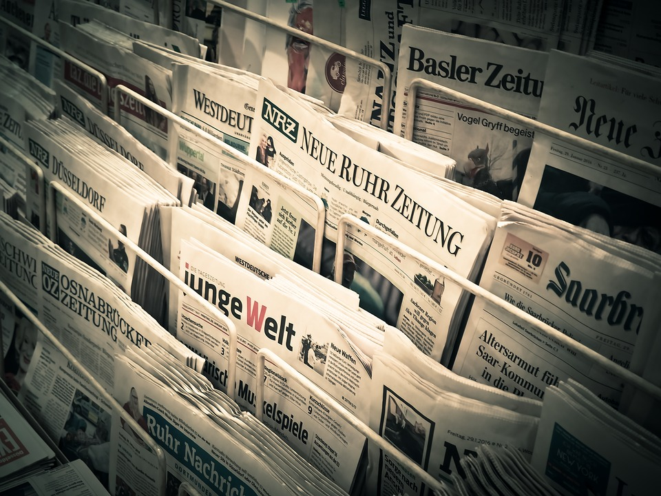 News, Daily Newspaper, Press, Newspapers, Information