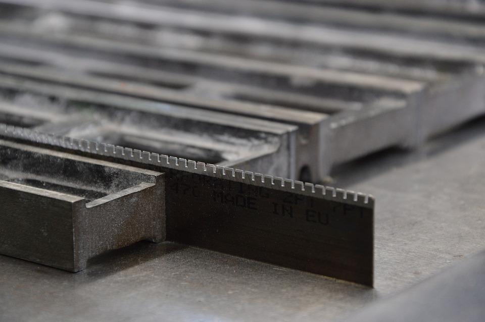 Cutting Bar, Pressure, Book Printing, Letters