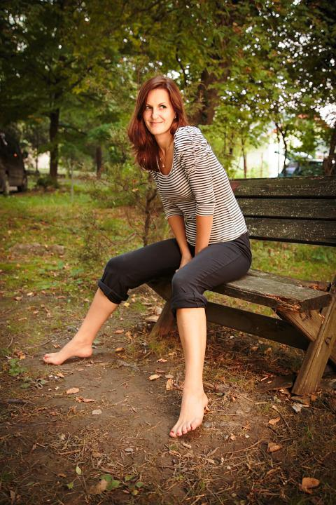 Bench, Female, Woman, Beautiful, Park, Outdoors, Pretty
