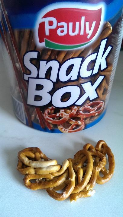 Pauly, Snack Box, Pretzel, Pretzels, Error