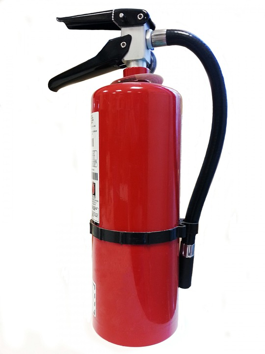 Fire, Extinguisher, Conflagration, Burning, Prevention