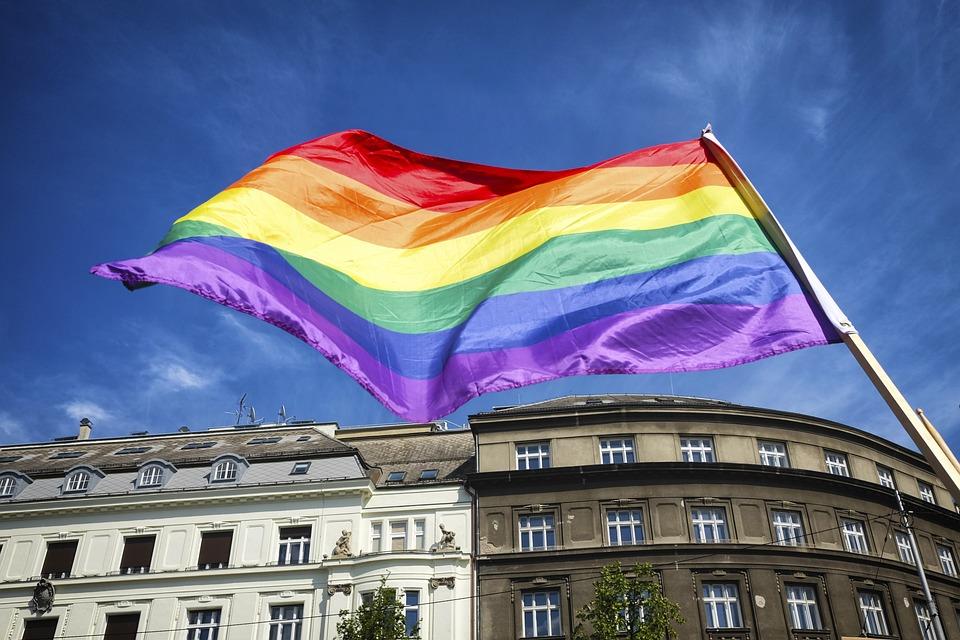 Flag, Pride, Lgbt, Rainbow, Symbol, Lesbian, Banner
