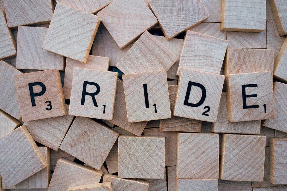 Pride, Word, Letters, Scrabble