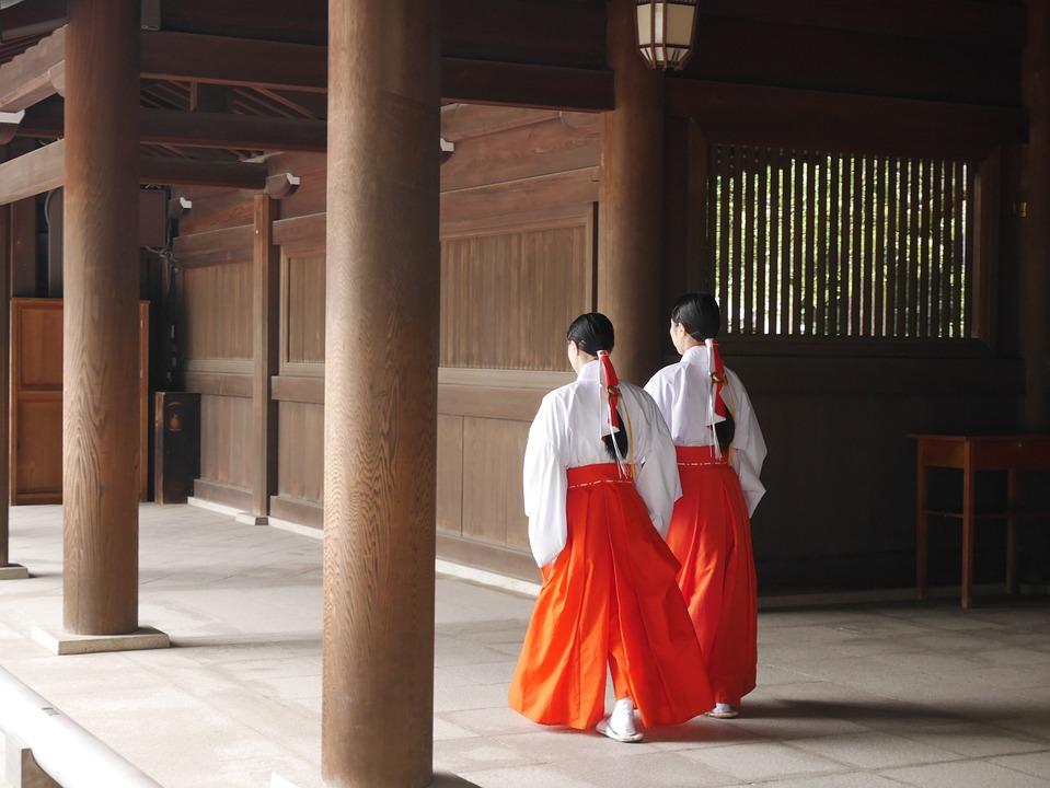 Ise Jingu Shrine, Solemnity, Priestess