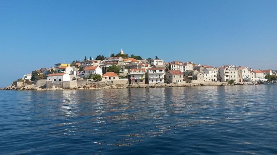 Primosten, Croatia, Holiday, Sail, Water, Summer