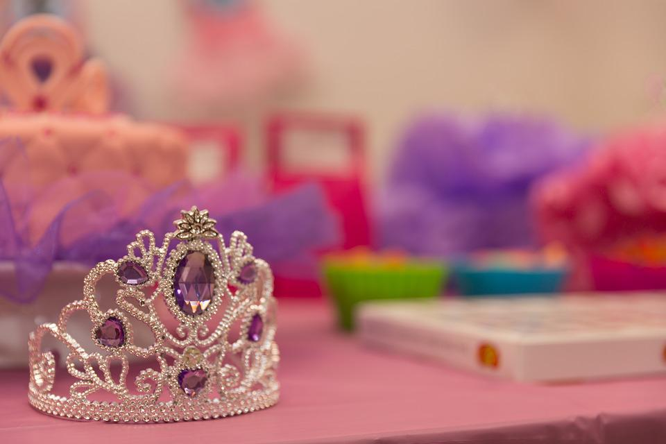 Crown, Birthday, Celebration, Party, Princess