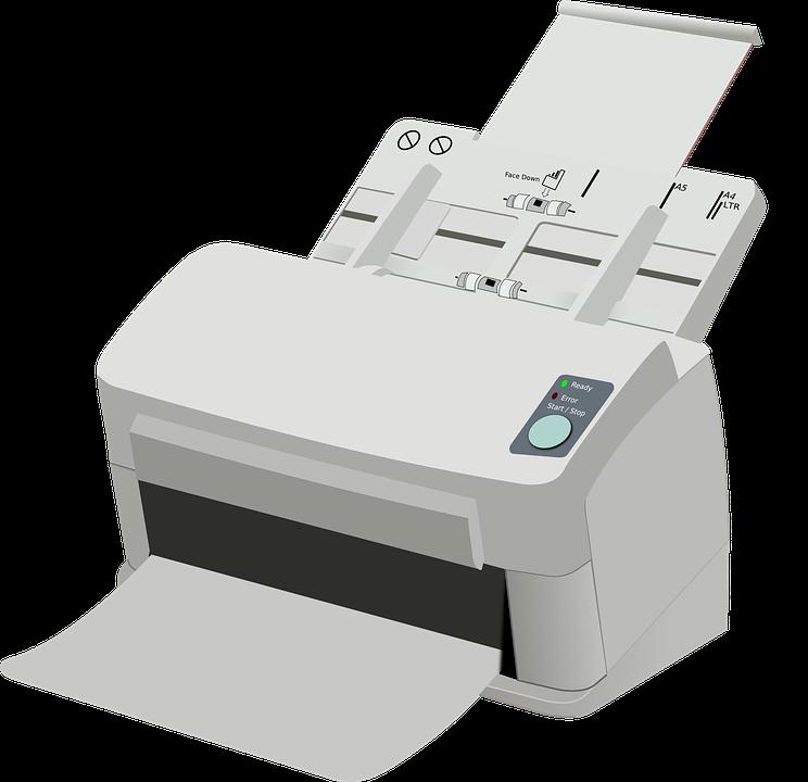 Laser Printer, Printer, Electrophotographic Printer