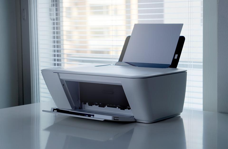 Printer, Print, Machine, Scanner, Printing, Office