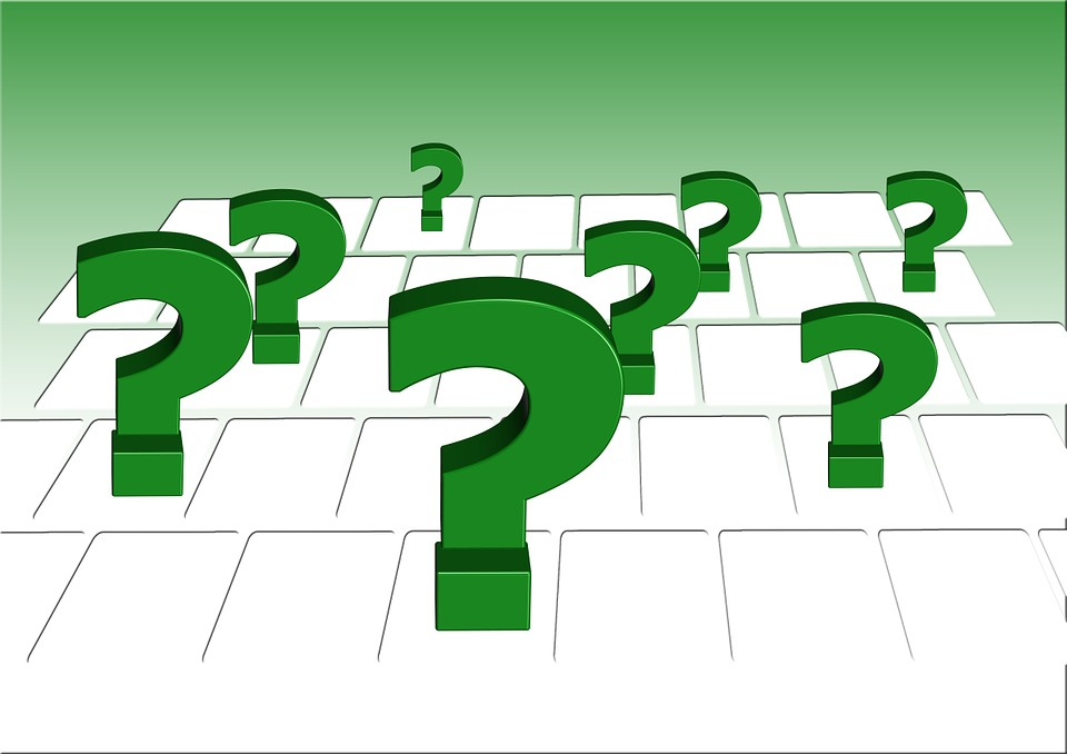 Keyboard, Computer, Question Mark, Question, Problem
