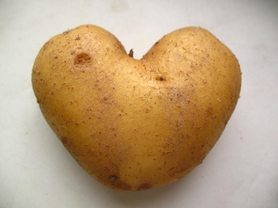 Potato, Vegetable, Organic, Natural, Produce, Healthy
