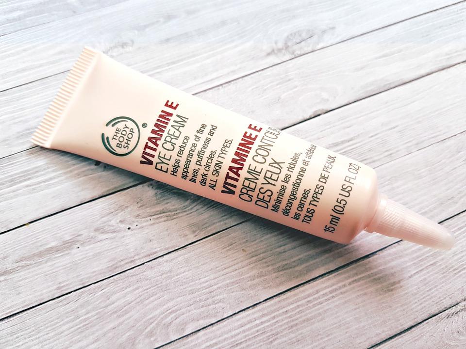 Eye Cream, Skincare, Cosmetics, Product, The Body Shop