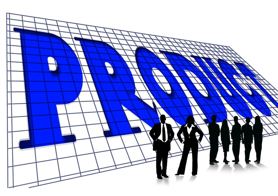 Product, Production, Silhouettes, Businessman