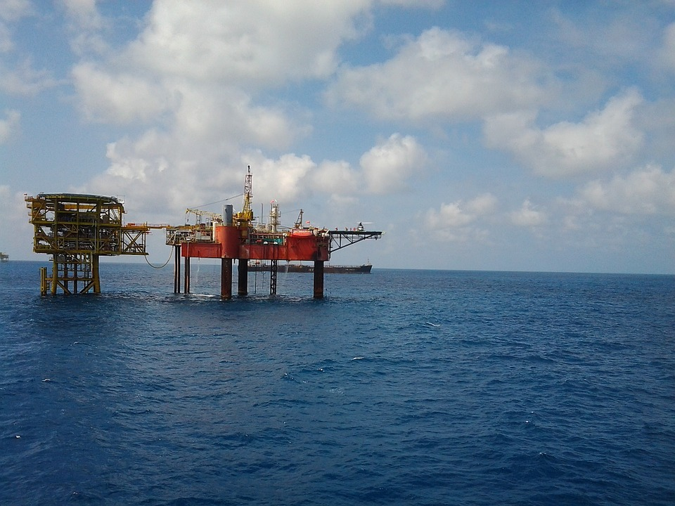 Drilling Rig, Site, Gas, Professional, Indonesia