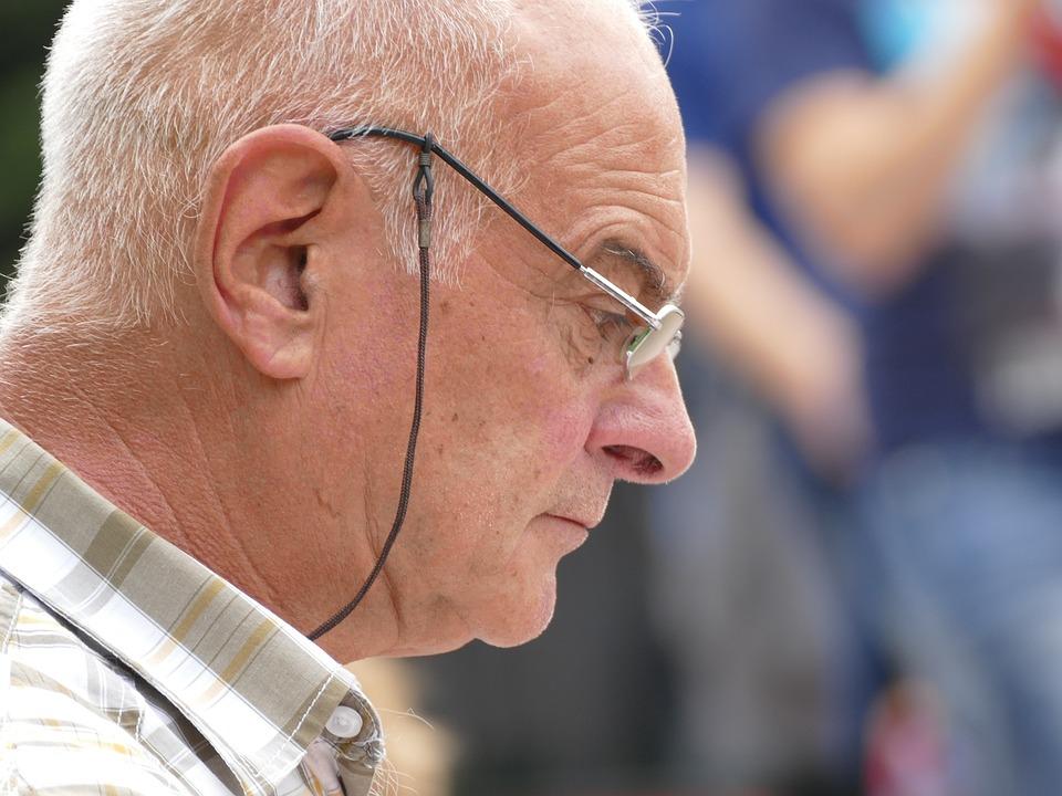 Profile, Man, Age, Head, Face, Person