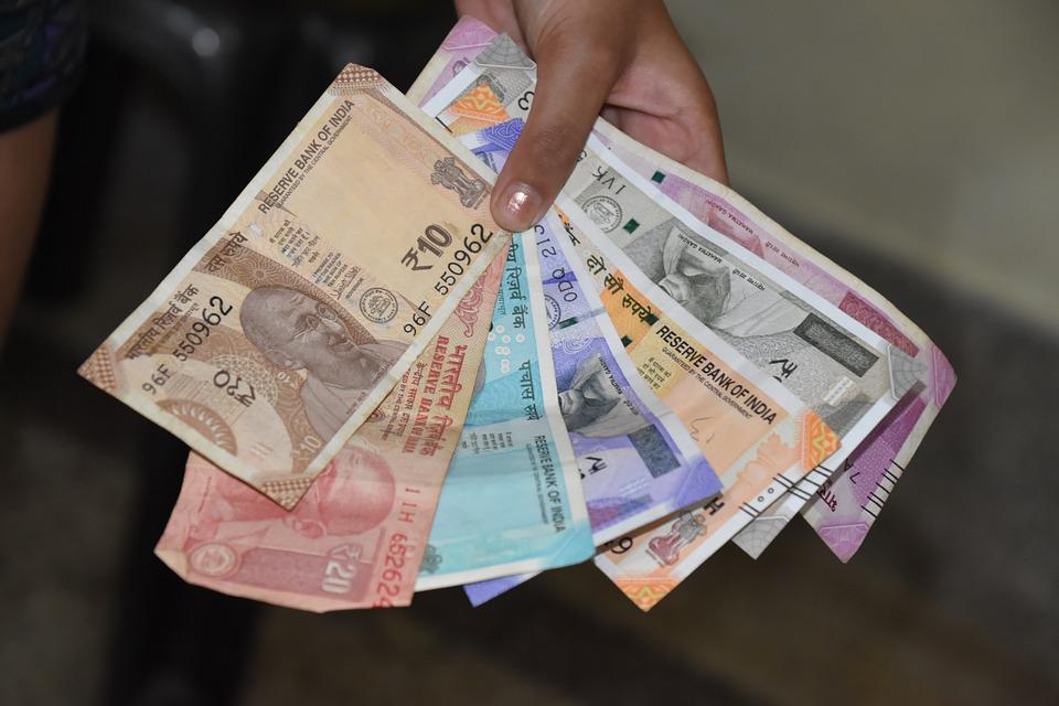 Currency, Money, Cash, Rupees, Finance, Profit