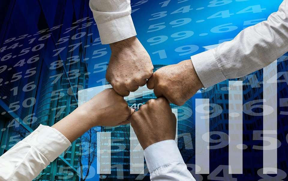 Economy, Profit, Stock Exchange, Pay, Increase In
