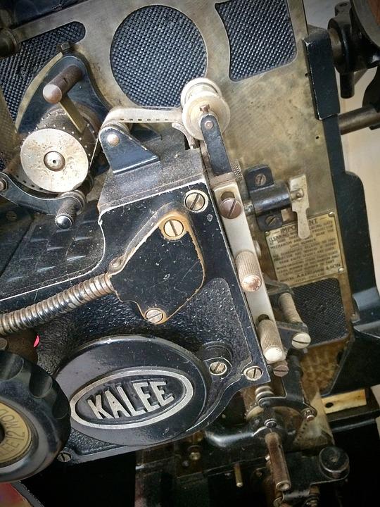 Kalee, Projector, Antique