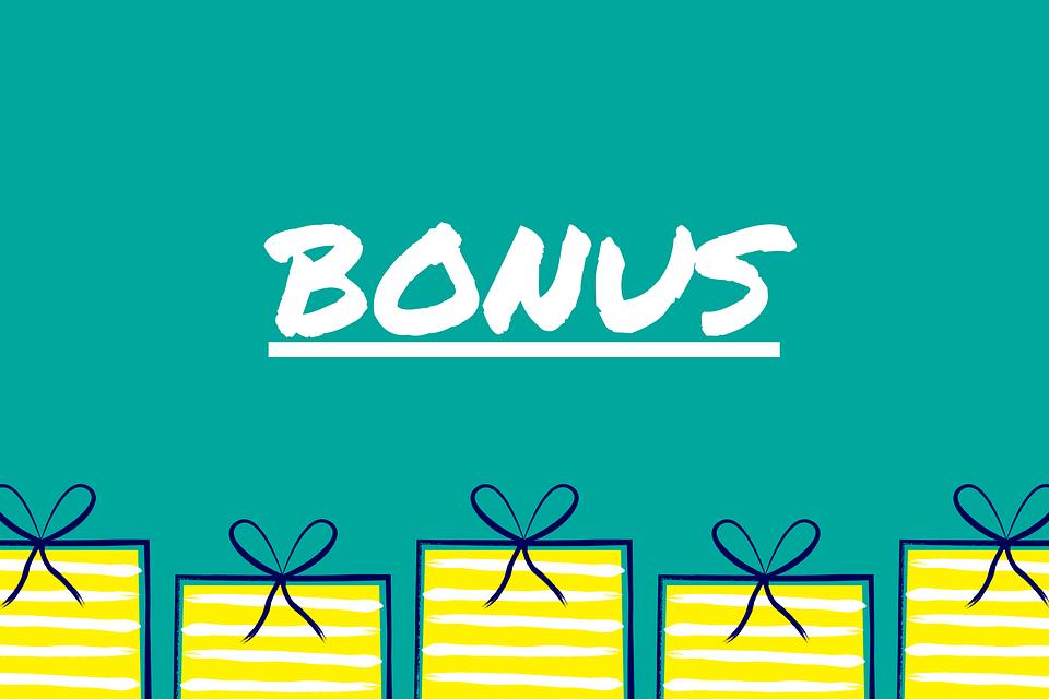 Bonus, Gift, Special, Promo, Presents