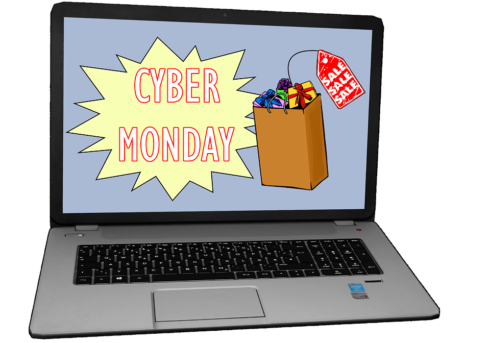 Cyber Monday, Sales, Discount, Promotion, Black Friday