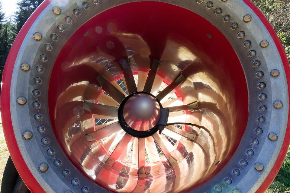 Snow Cannon, Turbine, Propeller, Nozzles