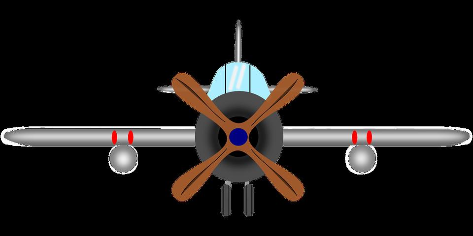 Aircraft, Propeller, Airplane, Old, Aeroplane