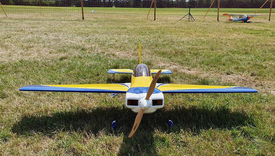 Model Plane, Wing, Pulpit, Propeller, Hobby, Rc, Model