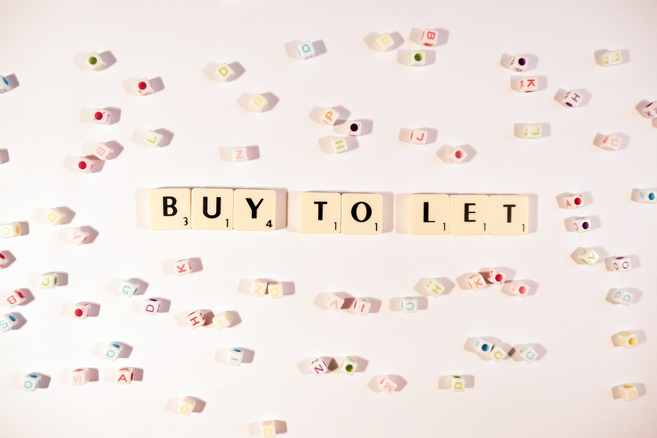 Buy To Let, Mortgage, Property, Terminology, Scrabble