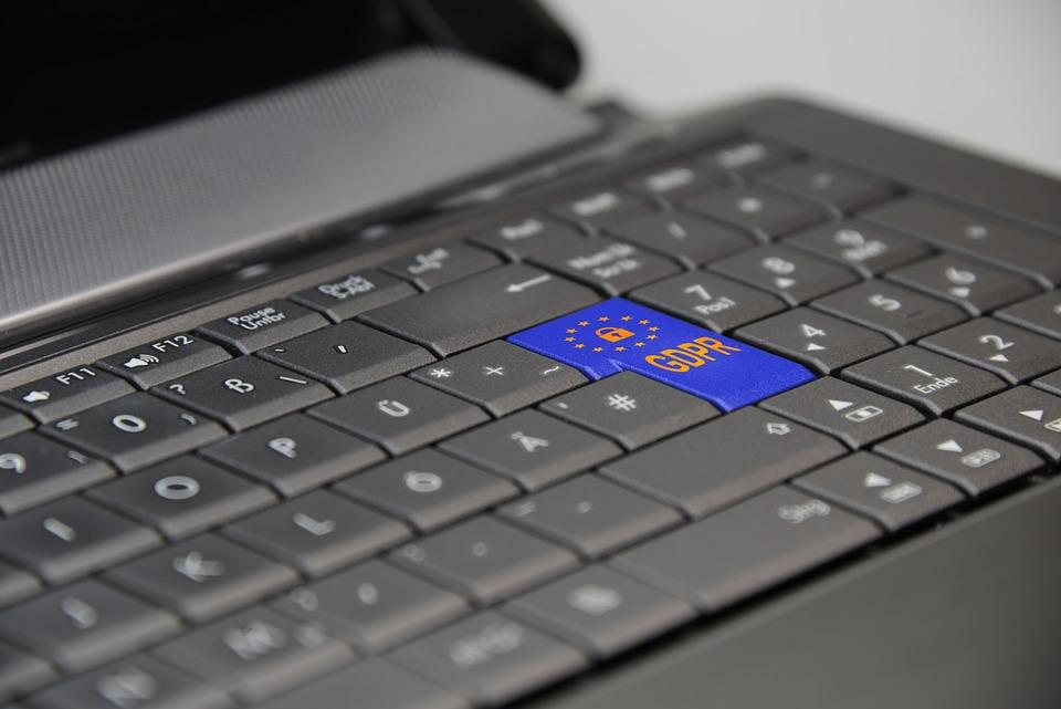 Laptop, Gdpr, Privacy, Protection, Regulation