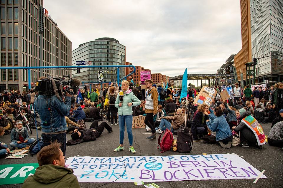 Protest, Strike, Demonstration, Resistance, Crowd