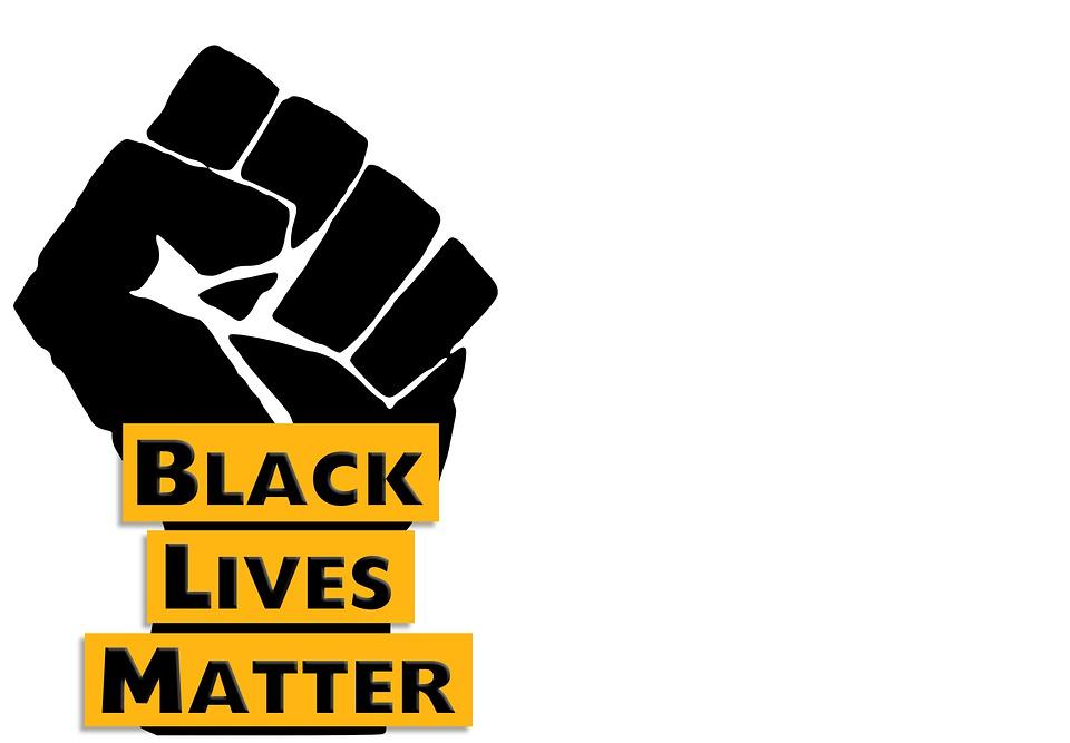 Black Lives Matter, Raised Fist, Protest, Fist