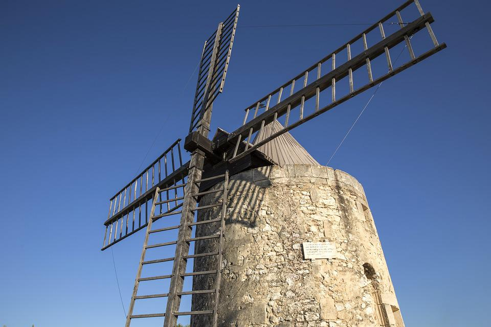 Provence, Windmill, Daudet's Mill